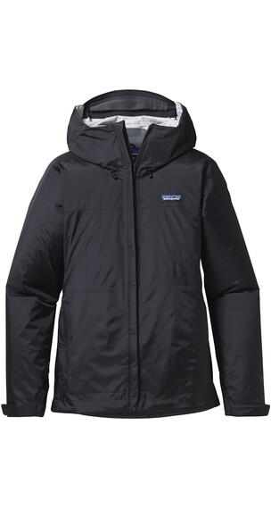 Patagonia W's Torrentshell Jacket Black